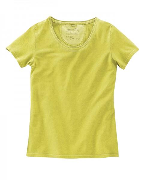 HempAgeBasic Shirt mit Bio-Baumwolle und Hanf