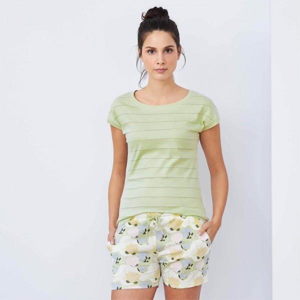 Sommerschlafanzug Damen
