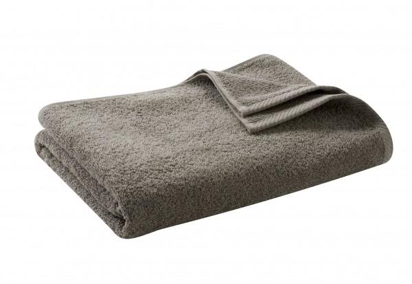 Frottee Badetuch 140 x 70cm aus Bio Baumwolle - Farbe cashmere