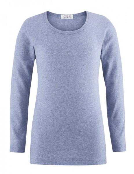 Bio Kinder Langarm Unterhemd
