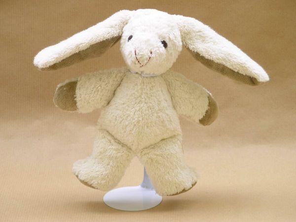 Kallisto Hase mit gestickten Augen