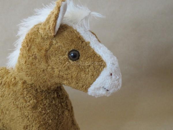 Kuscheltier Pferd