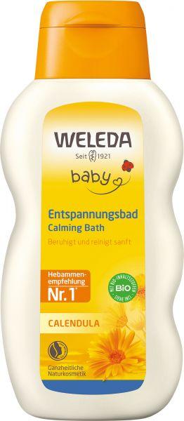 Weleda Calendula Entspannungsbad Baby günstig online kaufen