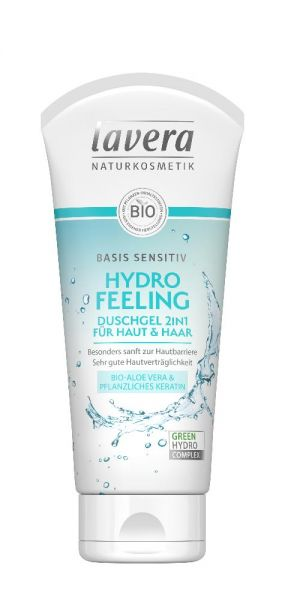 basis sensitiv Hydro Feeling Duschgel 2 in1 Haut & Haar online kaufen