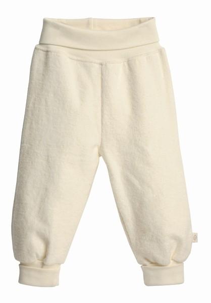 Baby Hose mit Mitwachsbündchen aus Biobaumwolle