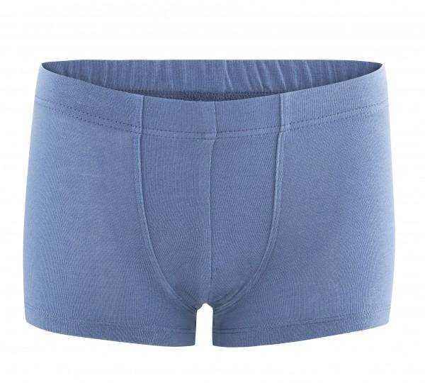 Bio Jungen Pants 2er Pack - Farbe Blau/mittelblau
