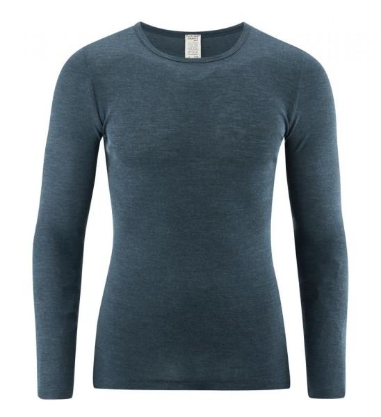Sportliches Langarm Shirt / Unterhemd aus temperaturausgleichendem Material