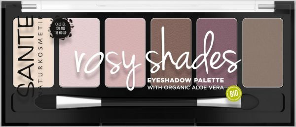 Sante Eyeshadow Palette Rosy Shades