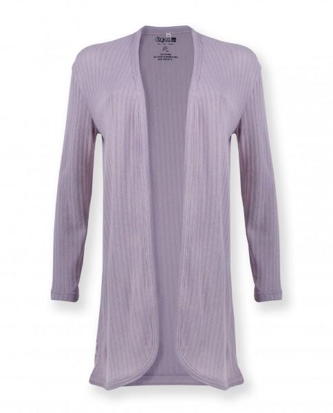 Strick Cardigan aus Biobaumwolle Degree Clothing