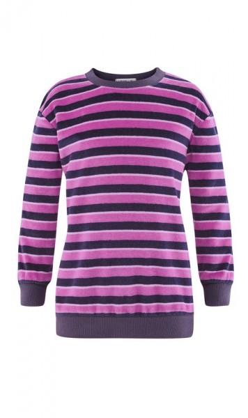 Kinder Schlafanzug aus weichem Bio Baumwoll Nicki – 2teilig