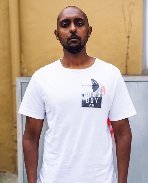 Degree Clothing Herren Shirt mit Wal Aufdruck - vegan