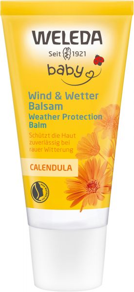 Weleda Calendula Wind- & Wetterbalsam online kaufen