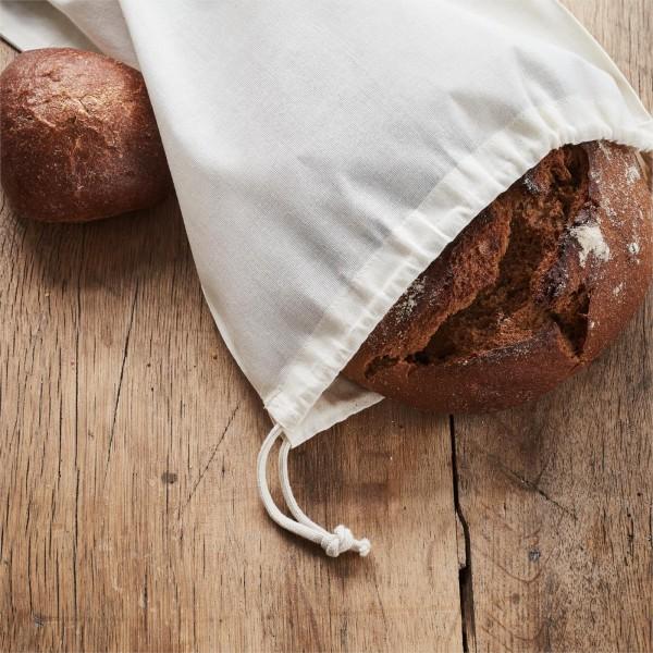 Brotbeutel aus Biobaumwolle